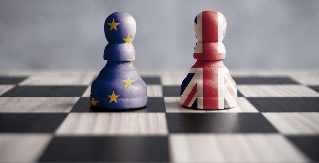 Pöppel in EU- und GB-Design