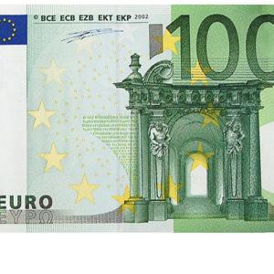 Gefälschter 1000-Euro-Schein